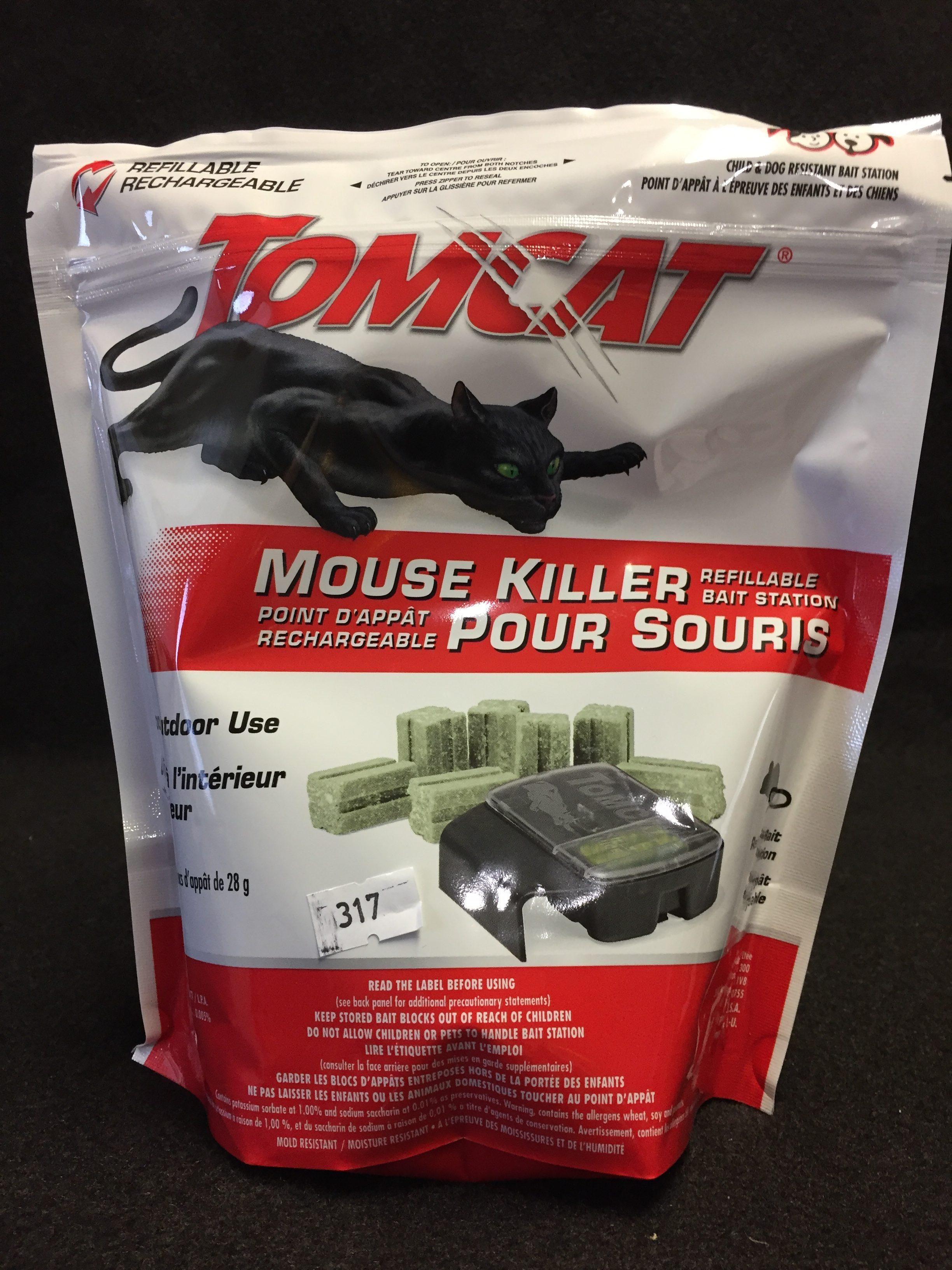 tomcat point d app t rechargeable poison pour souris. Black Bedroom Furniture Sets. Home Design Ideas